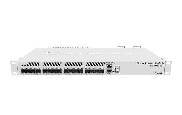 MIKROTIK - SWITCH CRS317-1G-16S+RM 800Mhz 1GB L6
