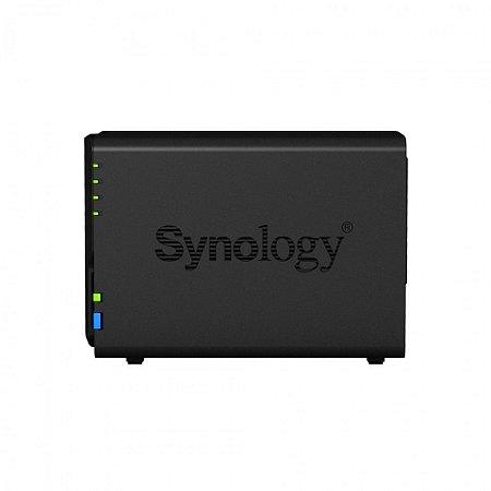Servidor NAS Synology DiskStation DS218+ 2 Baias - DS218+