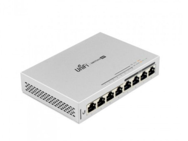UNIFI SWITCH 8 MODELO US-8-60W - UBIQUITI