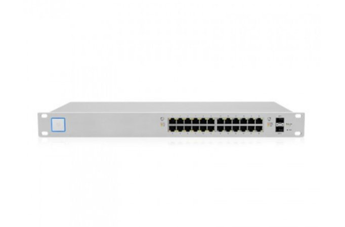 UNIFI SWITCH US-24-250W-BR 24 PORTAS POE+ 2P SFP - UBIQUITI