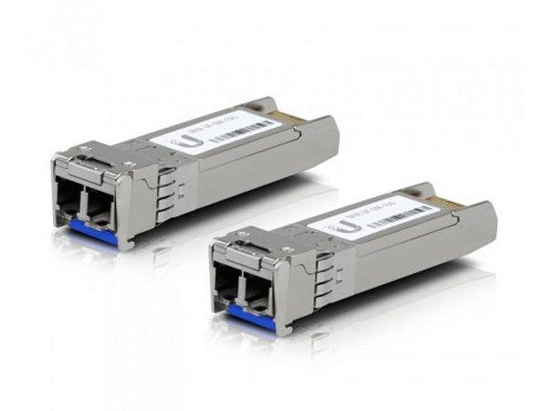 GBIC SFP+ MONOMODO 10G 10KM UFIBER UF-SM-10G LC 1310NM-1550NM - UBIQUITI