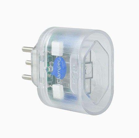 Protetor DPS iCLAMPER Pocket 3P 20A (Transparente)