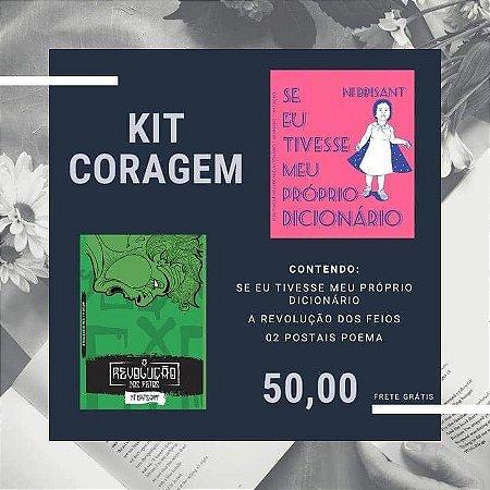 Kit Coragem (2 livros de Ni Brisant)