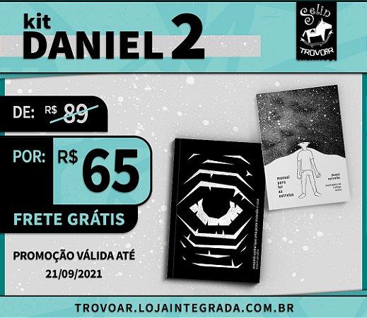 KIT 2 Vezes Daniel