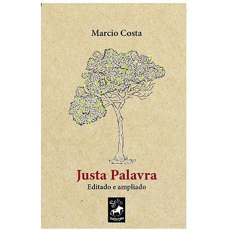 Livro Justa Palavra | Marcio Costa