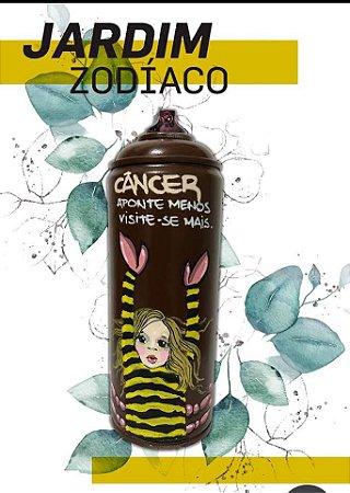 Câncer l Pôster jardim Zodíaco