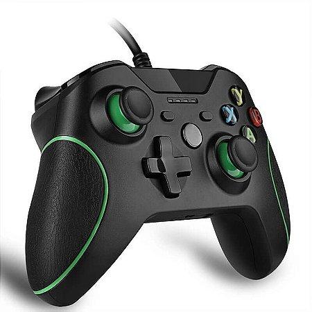Controle Dualshock Xbox One Com Fio