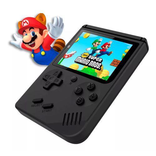 Mini Game Portátil 400 Jogos Clássicos
