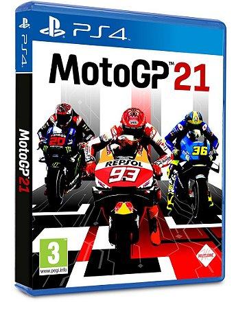 MOTOGP 21 PORTUGUÊS PS4 E PS5 PSN MÍDIA DIGITAL
