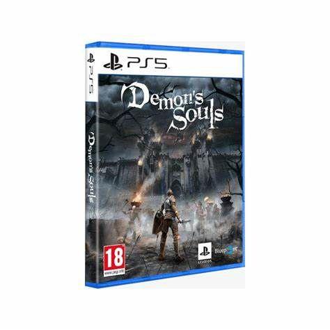 DEMON'S SOULS PS5 PSN MÍDIA DIGITAL