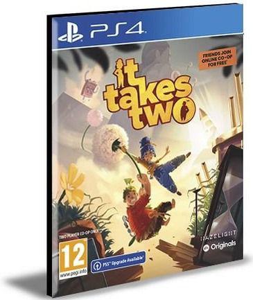 IT TAKES TWO PS4 E PS5 PSN MÍDIA DIGITAL