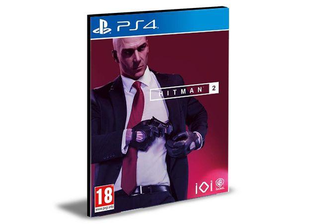HITMAN 2 PS4 PSN Mídia Digital