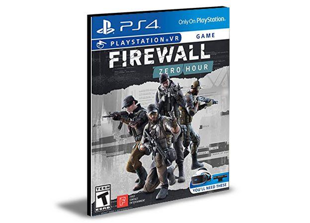 Firewall Zero Hour Vr Ps4 - Psn - Mídia Digital