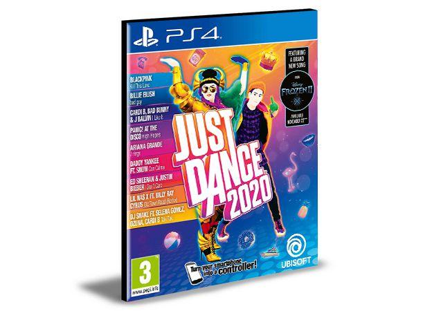 Just Dance 2020 - Ps4 Psn Mídia Digital
