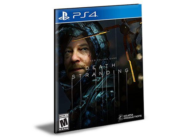 DEATH STRANDING - PS4 PSN MÍDIA DIGITAL