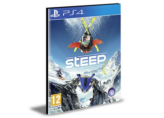 STEEP - PS4 PSN MÍDIA DIGITAL