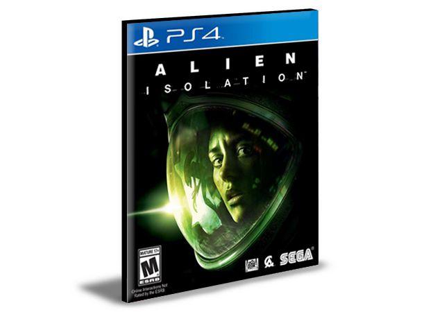 ALIEN ISOLATION - PS4 & PS5 - PSN MÍDIA DIGITAL