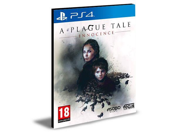 A Plague Tale Innocence - PS4 & PS5 - Psn Mídia Digital