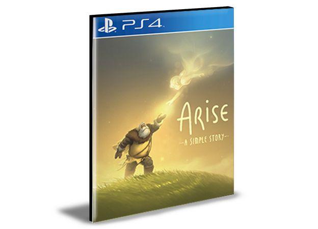 ARISE A SIMPLE STORY- PS4 & PS5 - PSN MÍDIA DIGITAL