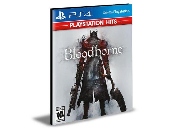 Bloodborne - Ps4 Psn Mídia Digital