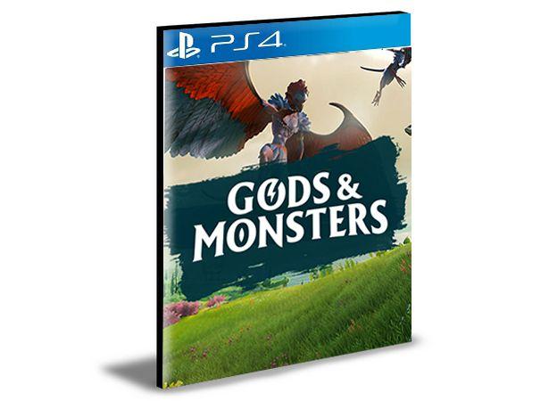 GODS e MONSTERS - PS4 PSN MÍDIA DIGITAL
