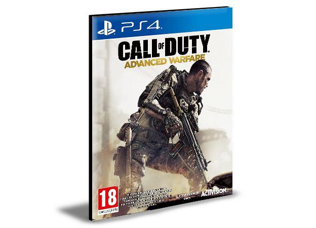 Call of duty advance warfare Ps4 - Psn - Mídia Digital