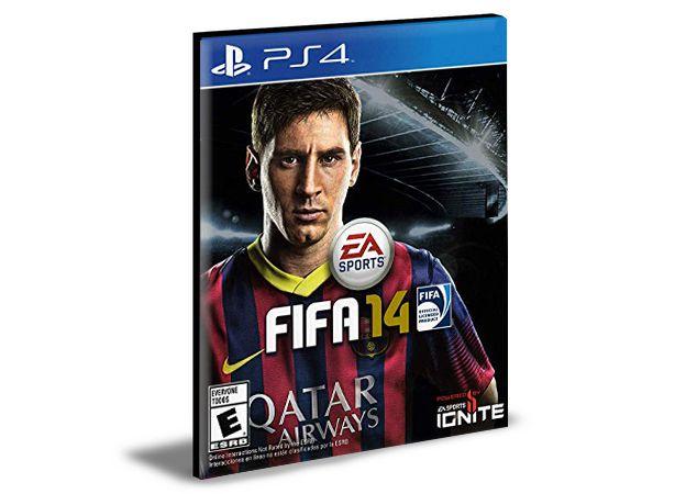 FIFA 14  - PS4 PSN MÍDIA DIGITAL