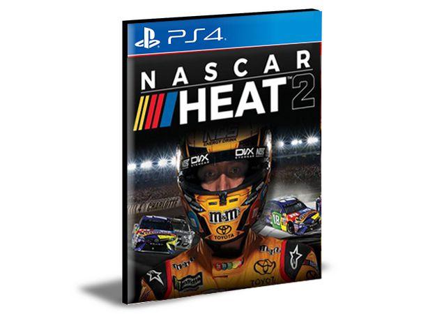 NASCAR HEAT 2 - PS4 PSN MIDIA DIGITAL