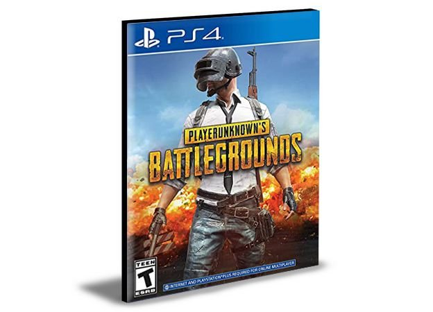 Pubg PLAYERUNKNOWN'S BATTLEGROUNDS  PS4 Mídia Digital