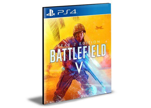 Battlefield V Edição Ano 2 - PS4  Psn Digital