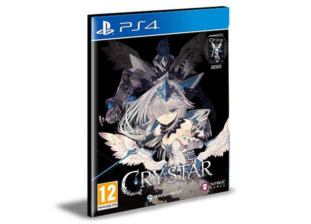 Crystar Ps4 Psn -Midia Digital