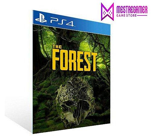 THE FOREST - Ps4 Psn Mídia Digital