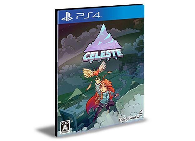 Celeste  - PS4 PSN Mídia Digital