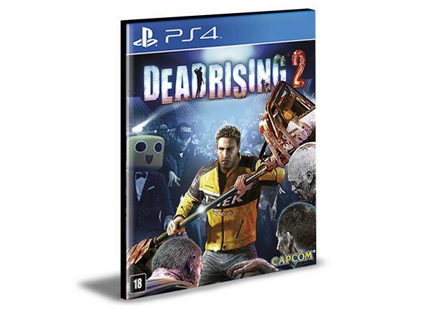 Dead Rising 2 - PS4 PSN Mídia Digital