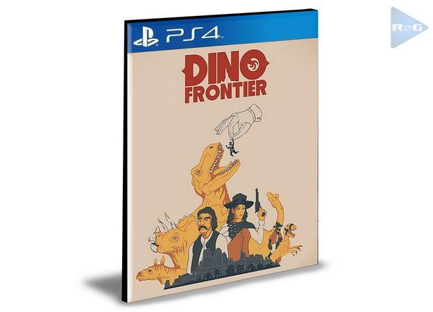 Dino Frontier  - PS4 PSN MÍDIA DIGITAL