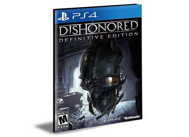 Dishonored Definitive Edition - PS4 PSN MÍDIA DIGITAL