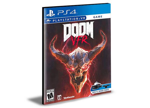 Doom VFR  - PS4 PSN MÍDIA DIGITAL