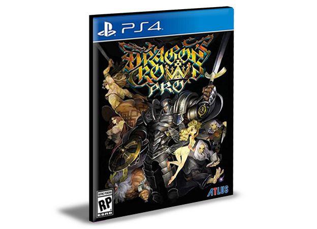 DRAGONS CROWN PRO  - PS4 PSN MÍDIA DIGITAL