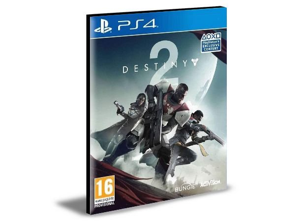 Destiny 2 -PS4 PSN MÍDIA DIGITAL