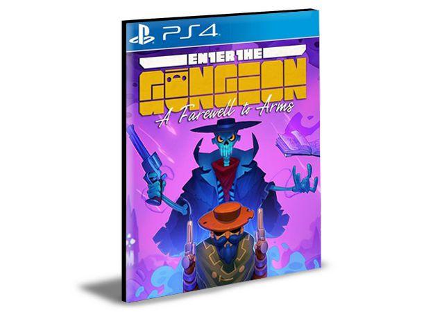 Enter the Gungeon - PS4 PSN MÍDIA DIGITAL