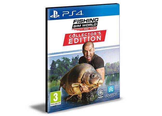 Fishing Sim World Pro Tour - PS4 PSN MÍDIA DIGITAL