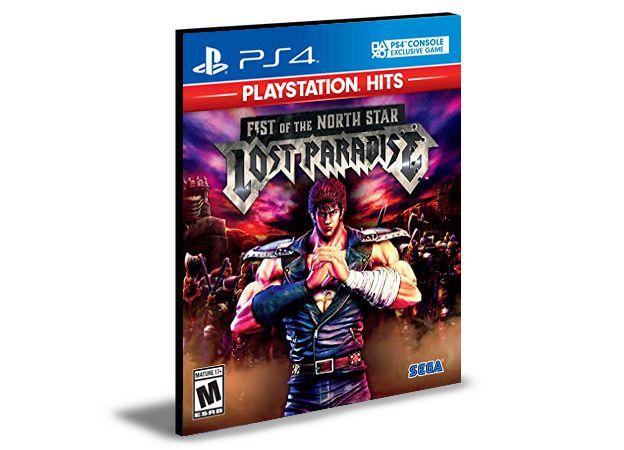 Fist of the North Star Lost Paradis  - PS4 PSN MÍDIA DIGITAL