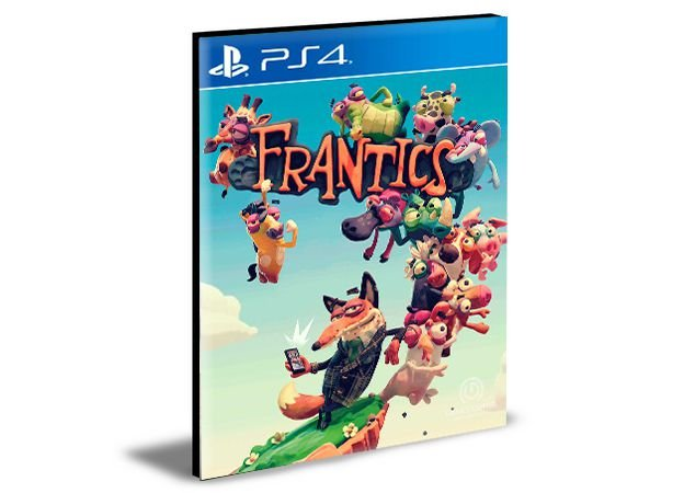Frantics  - PS4 PSN MÍDIA DIGITAL
