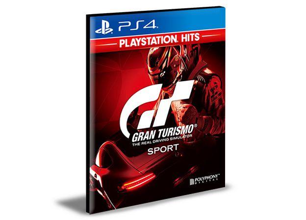 Gran Turismo Sport - PS4 PSN MÍDIA DIGITAL
