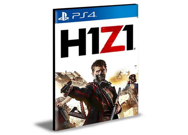 H1Z1 Battle Royale - PS4 PSN MÍDIA DIGITAL