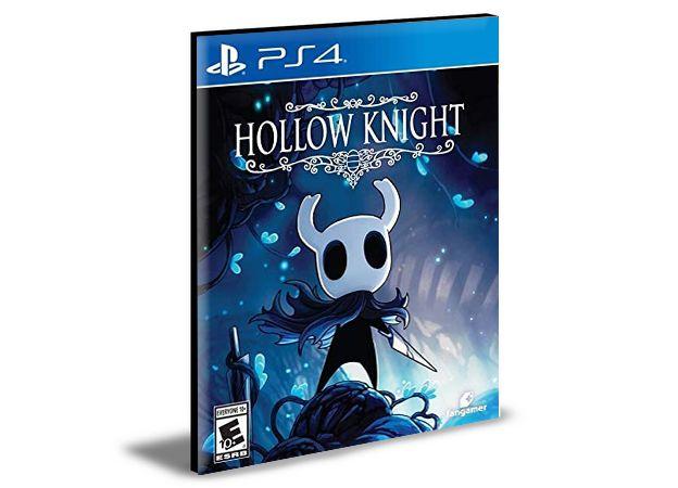 Hollow Knight Voidheart Edition  - PS4 PSN MÍDIA DIGITAL