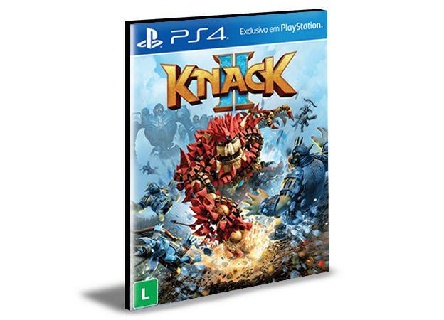 Knack 2 - PS4 PSN MÍDIA DIGITAL