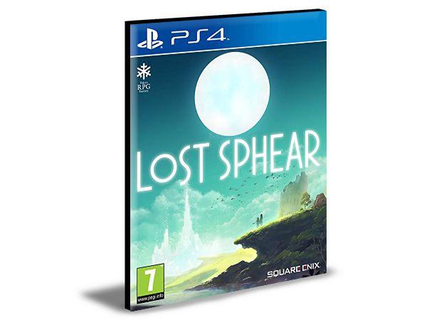 Lost Sphear  -  PS4 PSN MÍDIA DIGITAL