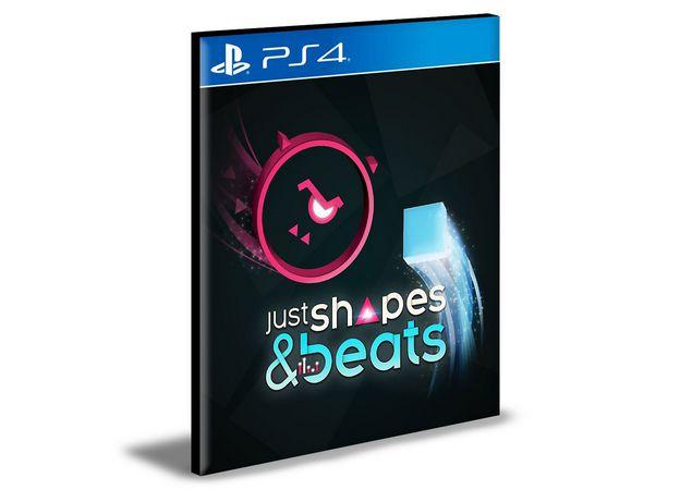 Just Shapes e Beats - PS4 PSN MÍDIA DIGITAL