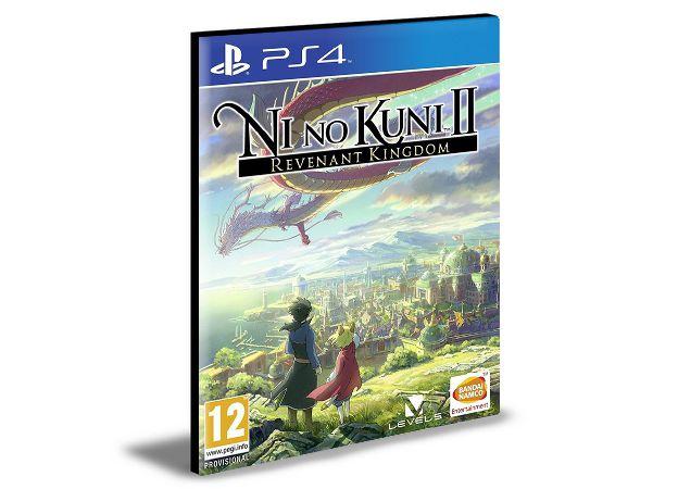 Ni no Kuni 2 REVENANT KINGDOM -  PS4 PSN MÍDIA DIGITAL